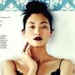 新面孔名模张丽娜 演绎《VOGUE》口红日记