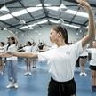 直擊新面孔模特學校舞蹈課紀實