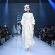 白鹿语亮相2018中国国际时装周