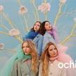 贺聪出镜ochirly 2019春夏系列广告