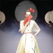 蓋婭傳說2019秋冬系列中國時裝周壓軸出場