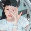 魏安琪拍摄DAVID DAPER手表广告