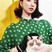董悅寧出鏡《芭莎珠寶》最新刊時尚大片 ????