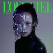 解朝宇登《時裝L`OFFICIEL》九月刊封面