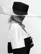 Chanel成衣 黑白色經典