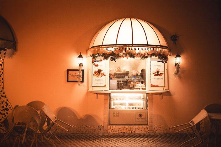 Bette Franke<Vogue>今年的圣誕櫥窗 ,美到喪心病狂了!
