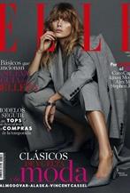 Maryna Linchuk西班牙版<ELLE>三月刊