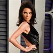 Kendall Jenner出席奥斯卡名利场派对