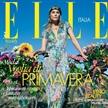 超模 Erin Wasson 意大利版<ELLE>二月新刊