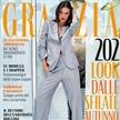 AA登上意大利母版Grazia新刊封面