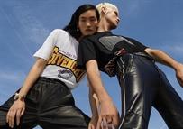 張麗娜拍攝Givenchy限量款廣告