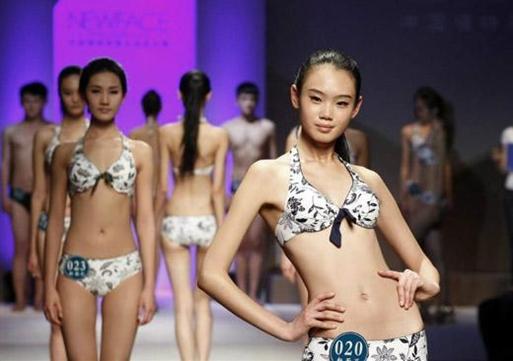 2012中國模特新面孔選拔大賽正式啟動