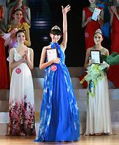 2009中国模特新面孔选拔大赛