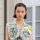 中國超模趙佳麗2019春夏巴黎時裝周秀場成績