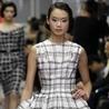 15歲女模亮相Dior上海大秀