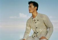 趙磊拿下Giorgio Armani2019春夏系列成衣廣告