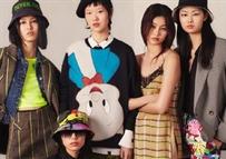中國超模演繹ZARA2019中國新年系列大片