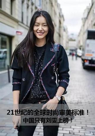 21世纪的全球时尚审美标准!中国只有刘雯上榜!