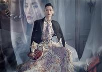 張麗娜拍攝Zara2019秋冬廣告