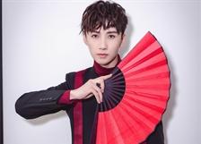 李泊文出席騰訊音樂娛樂盛典