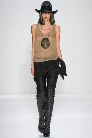 2012秋冬紐約時裝周 Nicholas K