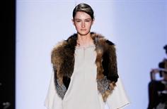2012秋冬紐約時裝周 BCBG Max Azria