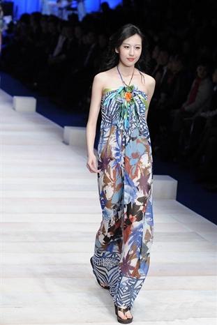 中國國際時裝周 愛慕