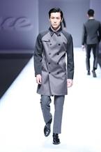 中國國際時裝周2013秋冬'圣得西杯'中國商務男裝發布會