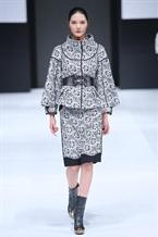 中國國際時裝周2013/2014秋冬系列 吉芬·謝鋒時裝發布會