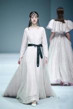 設計師用獨特元素詮釋婚紗理念