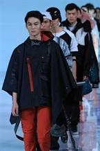 2017國際青年設計師時裝發布會在京舉行