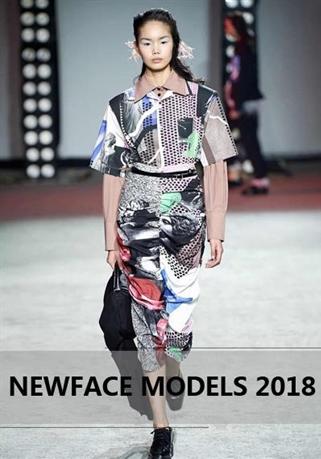 NEWFACE MODELS 2018