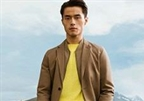 新面孔超模趙磊演繹鄂爾多斯2017春夏廣告大片