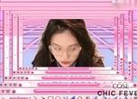 孙伊涵拍摄Cose Chic Fever最新大片