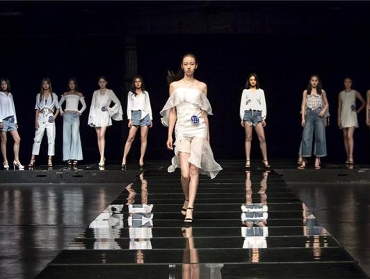 2018京東新面孔模特大賽北京決賽