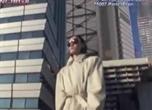 张丽娜拍摄Balenciaga 2019年夏季运动广告