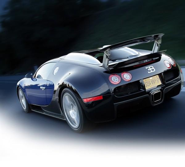 布加迪威龙 bugatti veyron 超级跑车万岁