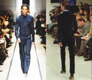 新时尚让男人们站在高跟鞋上      在10年前,野蛮女友命令男朋友穿图片