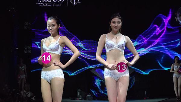 """模特中国 赛事 热点赛事 """"美丽中国梦""""中国内衣超模选秀大会 5月灿耀"""