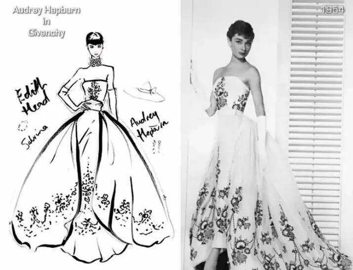 细数服装设计专业学生的那些职业规划    服装插画师的主要工作是画画