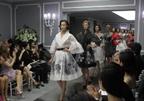 中國模特軍團探秘Dior2012春夏高訂秀