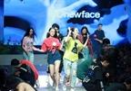 豈止《中國有嘻哈》 JDnewface模特亮相嗨爆全場
