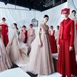 新面孔学员亮相Dior couture上海大秀