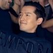 新面孔超模薛冬琪搭檔胡歌拍攝Armani2018廣告