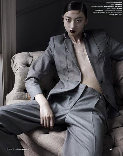 模特排名_模特中国